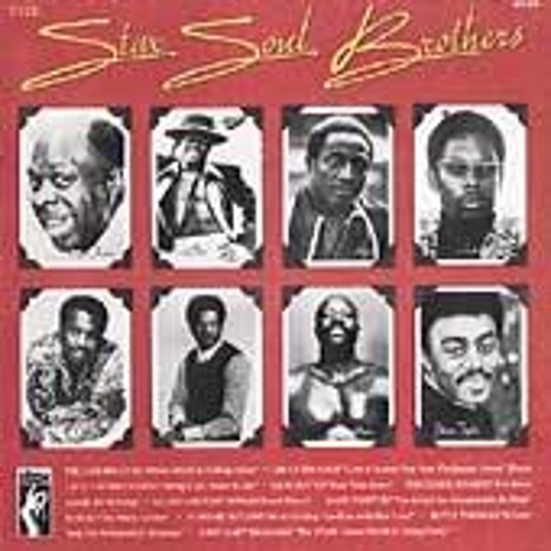 The Stax Soul Brothers by Various Artists