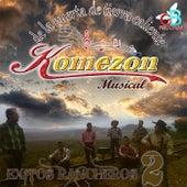 Exitos Rancheros 2 by Komezon Musical
