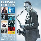 His First Eight Classic Albums: 1959 - 1962 by King Curtis
