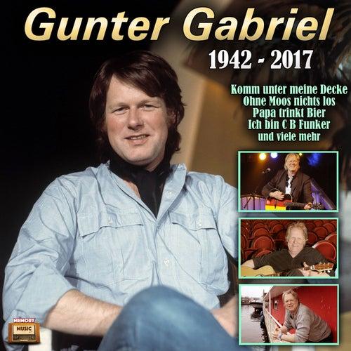 1942 - 2017 by Gunter Gabriel