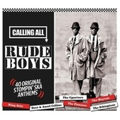 Calling All Rudeboys de Various Artists