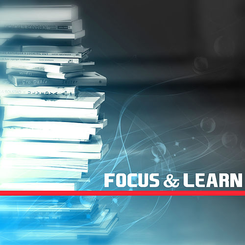 Focus & Learn – Soft New Age Music to Concentrate, Peaceful Sounds, Pass Exams de Study Focus