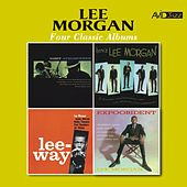 Four Classic Albums (Dizzy Atmosphere / Here's Lee Morgan / Leeway / Expoobident) [Remastered] by Lee Morgan