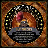 Best Hits. Top Artists by Various Artists