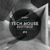 Tech House Boutique, Pt. 4 de Various Artists
