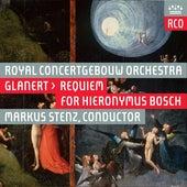 Detlev Glanert: Requiem for Hieronymus Bosch (2016 Version) by Various Artists