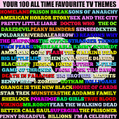 Your 100 All Time Favourite TV Themes de TV Themes
