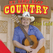 My Hart Klop Country von Alan Ladd
