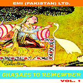 Ghazals To Remember Vol -1 by Various Artists