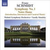 Franz Schmidt: Symphony No. 1 / Suite from Notre Dame by Vassily Sinaisky