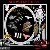 Turnt Tablez, Vol. 1 by Showtime Ken