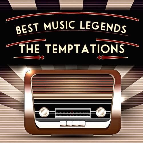 Best Music Legends von The Temptations