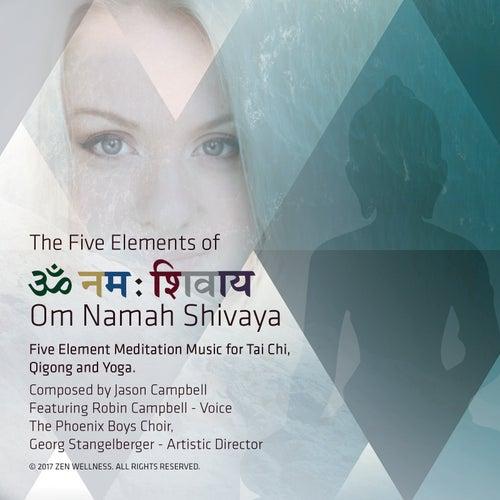 The 5 Elements of Om Namah Shivaya: 5 Element Meditation Music for Tai Chi, Qigong and Yoga by Jason Campbell