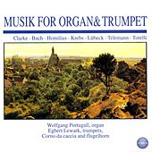 Musik For Organ & Trumpet by Various Artists