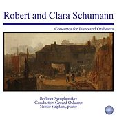 Robert and Clara Schumann: Concertos for Piano and Orchestra by Shoko Sugitani
