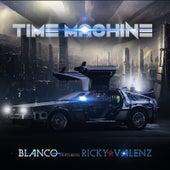 Time Machine (feat. Ricky Valenz) de Blanco