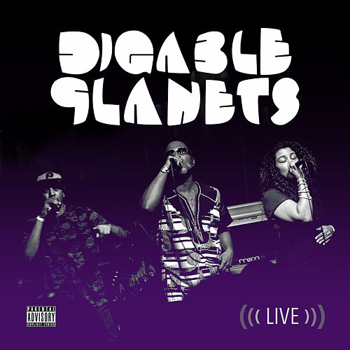 Digable Planets Live by Digable Planets
