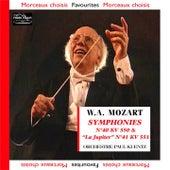 Mozart - Symphonies N°40 KV 550 et N°41 KV 551 de Paul Kuentz