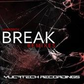 Break (Remixes) di Hurtboy