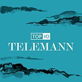 Top 10: Telemann de Various Artists