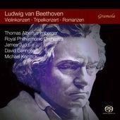 Beethoven: Violin Concerto in D Major, Romances for Violin & Orchestra, and Triple Concerto in C Major de Thomas Albertus Irnberger