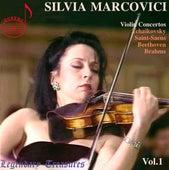 Silvia Marcovici, Vol. 1: Violin Concertos by Silvia Marcovici