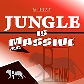 Jungle is Massive, Vol. 6 by M-Beat