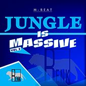 Jungle is Massive, Vol. 3 by M-Beat