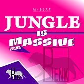 Jungle is Massive, Vol. 5 by M-Beat