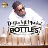 Bottles (feat. Medikal) by D-Black