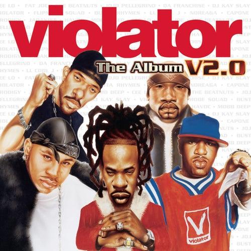 Violator The Album: V2.0 by Various Artists