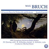 Bruch: 4 Concerto Pieces for Violoncello and Orchestra - Double Concerto by Martin Ostertag