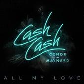 All My Love (feat. Conor Maynard) fra Cash Cash
