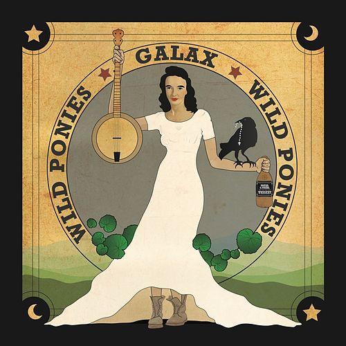 Galax by Wild Ponies