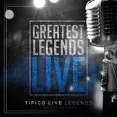 Greatest Legends Live (Tipico Live Legends) de Various Artists
