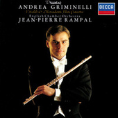 Vivaldi: Flute Concertos Op.10 Nos. 1-3 / Mercadante: Flute Concertos in D major and E minor de Jean-Pierre Rampal