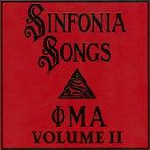 Sinfonia Songs Recordings, Volume Ii by Phi Mu Alpha Sinfonia Fraternity