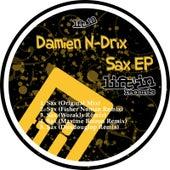 Sax von Damien N-Drix