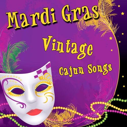 Mardi Gras - Vintage Cajun Songs by Various Artists
