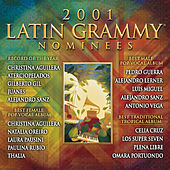 2001 Latin Grammy Nominees (Columbia) de Various Artists