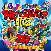 Ballermann Partyschlager Hits 2017 von Various Artists