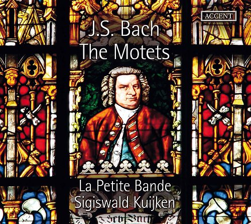 Bach: The Motets by La Petite Bande