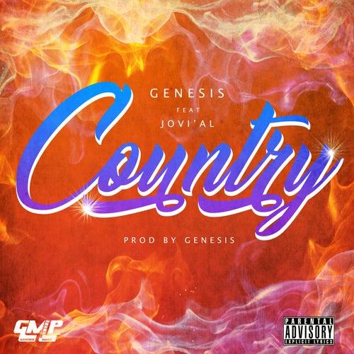 Country (feat. Jov'ial) di Genesis