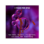 4 Tracks From Space de Various Artists
