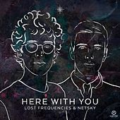 Here with You von Various Artists