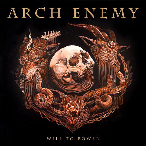 Will To Power by Arch Enemy