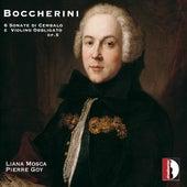 Boccherini: 6 Violin Sonatas, Op. 5 by Liana Mosca
