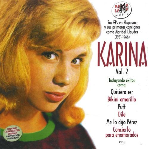 Sus Ep's en Emi y Sus Primeras Canciones Como Maribel Llaudes (1961-1966) Vol. 2 by Karina