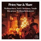 Weihnachten, Noël, Christmas, Natale / Das grosse Weihnachtskonzert (Remastered 2015) von Sue Peter