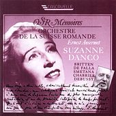 Britten: Les Illuminations, Op. 18 - Falla: 7 Canciones Populares Españolas von Suzanne Danco